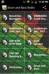 Drum and Bass Radio DNB screenshot 1/5