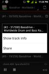 Drum and Bass Radio DNB screenshot 4/5