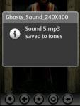 Ghost Sounds screenshot 4/4