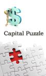 Capital Puzzle screenshot 1/1