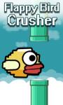 Flappy Bird Crusher - Free screenshot 1/4
