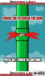 Flappy Bird Crusher - Free screenshot 2/4