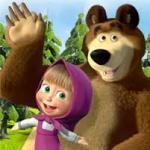 Masha and The Bear Cute Wallpapers  screenshot 5/6