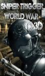Sniper Trigger World War 3D - Free screenshot 1/4
