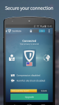 ZenMate Security and Privacy VPN screenshot 1/6