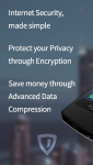 ZenMate Security and Privacy VPN screenshot 2/6