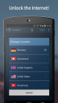 ZenMate Security and Privacy VPN screenshot 5/6
