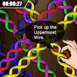 Pick A Wire V2 screenshot 1/3