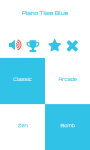 Piano Tiles Blue screenshot 1/6