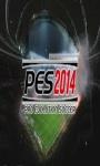 Pro Evolution soccer 2014 Game screenshot 3/6