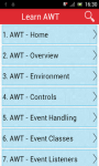 Learn AWT screenshot 1/3