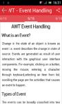 Learn AWT screenshot 3/3