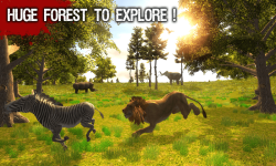 Wild Life - Lion screenshot 6/6