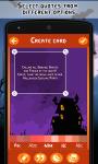 Halloween Party Invitation Cards screenshot 3/3