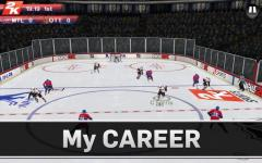 NHL 2K real screenshot 1/6