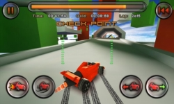 Jet Car Stunts absolute screenshot 6/6