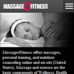 Massage4Fitness screenshot 1/2