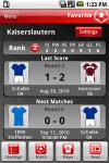 Bundesliga live screenshot 1/1