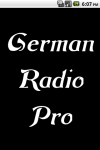 German Radio  Pro screenshot 1/3