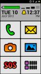 BIG Launcher DEMO screenshot 1/6