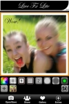 Live FX Lite (create your own, shareable photo effects, preview them live in camera view) screenshot 1/1