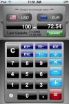 Currency Calculator screenshot 1/1