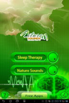 Sleep and Nature Sounds Therapy screenshot 1/4
