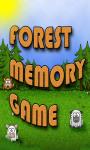 ForestMemory Game screenshot 1/5