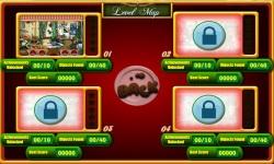 Free Hidden Object Game - Cafe Express screenshot 2/4