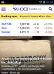 Yahoo Finance Reader screenshot 1/6