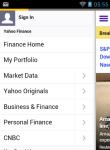 Yahoo Finance Reader screenshot 2/6