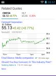 Yahoo Finance Reader screenshot 5/6