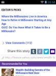Yahoo Finance Reader screenshot 6/6