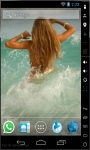 Lovely Waves Live Wallpaper screenshot 1/2