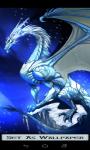 Ice Dragon Wallpaper 4k screenshot 3/6