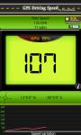 GPS Driving Speed screenshot 2/3