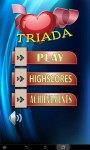 Triada - match 3 puzzle free screenshot 1/5