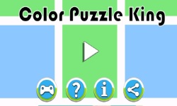 Color Puzzle King screenshot 1/6