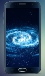 Galaxy Milky Way Live Wallpap screenshot 2/3