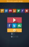 Nambers: A unique puzzle game screenshot 1/6
