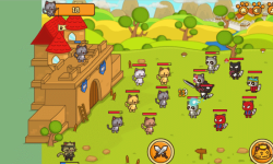StrikeForce Kitty - Last Stand screenshot 1/4