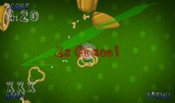 Ninja Santa Christmas Rush screenshot 3/6