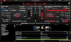 Virtual DJ mixer 8 for all phones screenshot 1/6