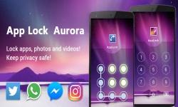 App Lock Aurora screenshot 1/5