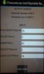 PressureLoss And Reynolds Number Calculator screenshot 3/3
