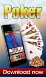 Spin Palace Casino Poker screenshot 1/5