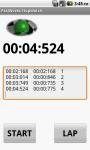 PasiWorks StopWatch screenshot 1/2