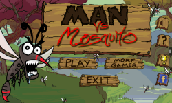 Man Vs Mosquito screenshot 1/6