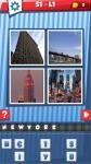 US States-Cities:4 Pics 1 Word screenshot 3/5