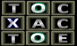 Tic Tac Toe Animated screenshot 1/3